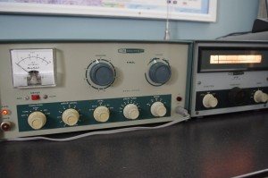 Heathkit DX-60A and HG-10B